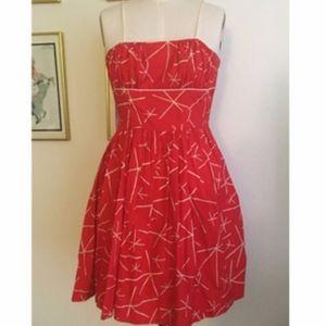 Girls From Savoy Asterisk Dress